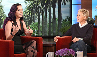 Katy Perry Admits Her Struggles: 'My Label Wanted Me To Be Like Avril Lavigne'