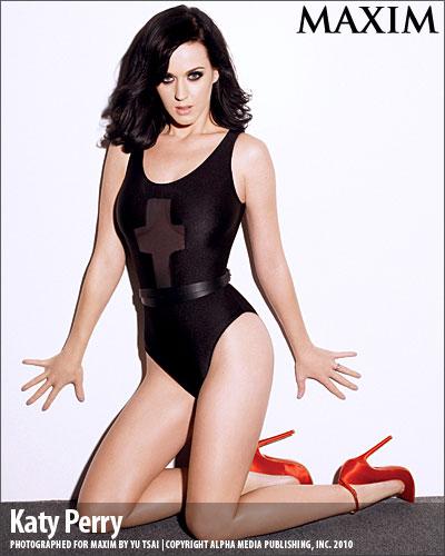Katy Perry Maxim January 2011 Photos
