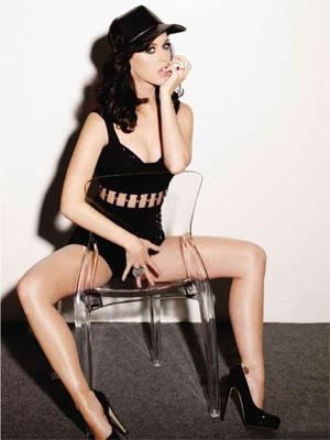 Katy Perry Maxim January 2011 Photos