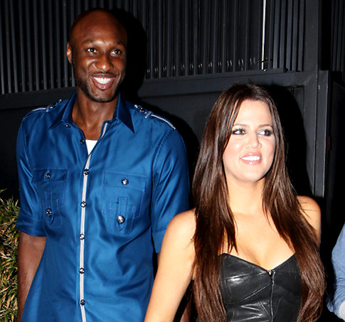 Khloe Kardashian Spices Things Up In The Kitchen By Cooking For Lamar While Naked