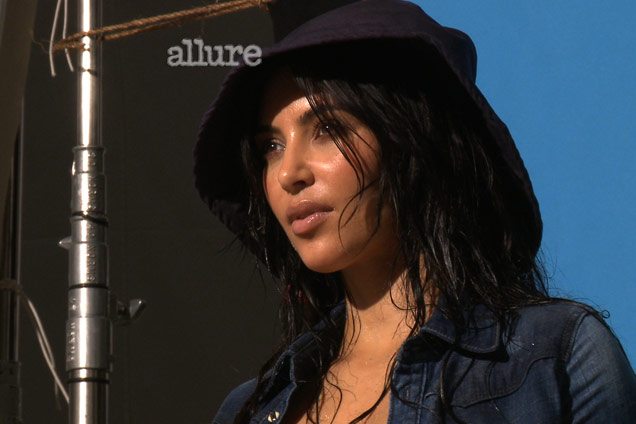 Kim Kardashian – Allure – March 2012 – 7