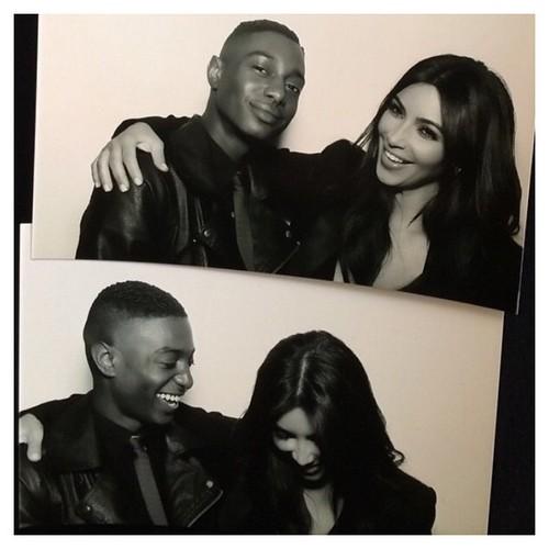 Kim Kardashian: 'Smiling Causes Wrinkles'