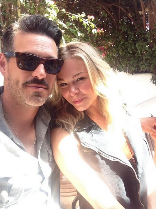 Brandi Glanville Tweets Eddie Cibrian Still Loves Her and LeAnn Rimes Is His Second Choice