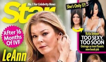 Is LeAnn Rimes Pregnant?