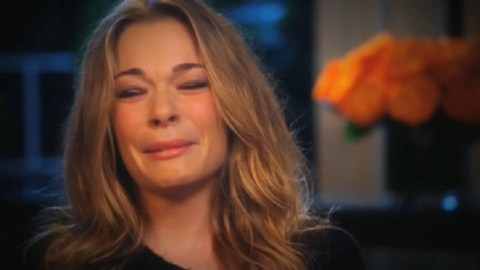 LeAnn Rimes Turns On the Crocodile Tears and Looks Unstable In New Interview
