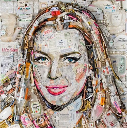 Lindsay Lohan Is Made Of Garbage (Photo)