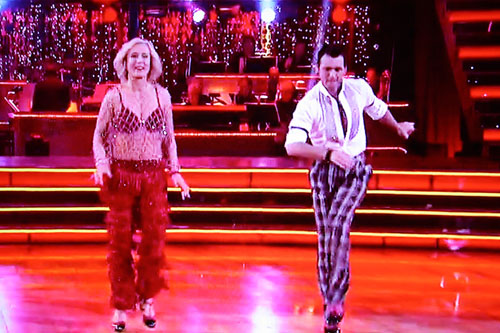Martina Navratilova Is First Contestant Eliminated On 'Dancing with the Stars'
