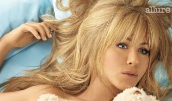 Jennifer Aniston Causes a New Stir in Allure – Photos