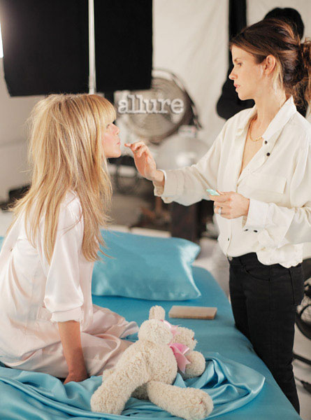 Jennifer Aniston Allure Feb 2011