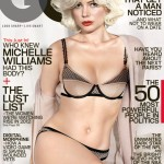 Photos: Michelle Williams Strips Down For GQ
