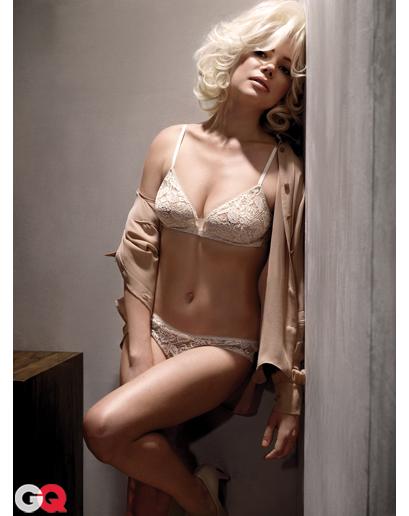 Michelle Williams – GQ – 2012 – 5