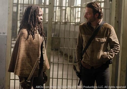 The Walking Dead Season 4 SPOILER - Prepare For A New Romance
