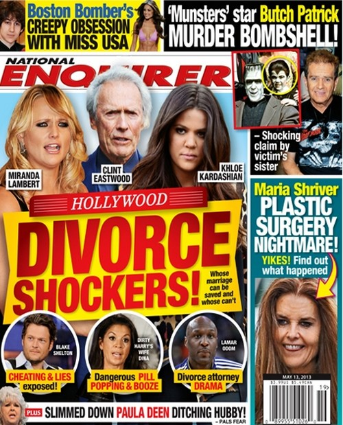 The National Enquirer Magazine Subscription Discount ...