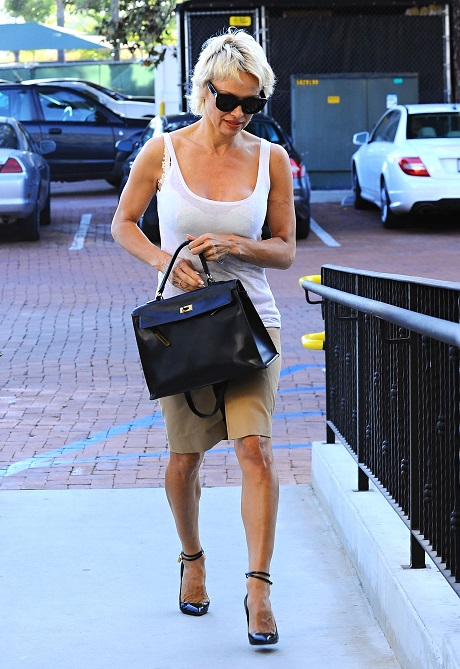 Pamela Anderson And Rick Salomon Divorce - Reunited, and it feels so….BAD