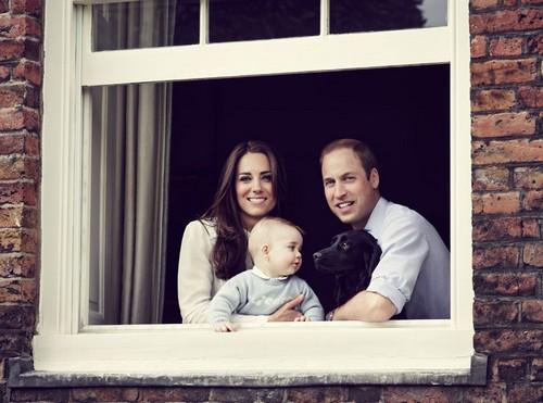 Kate Middleton Says NO Way Boozer Prince Harry Is Babysitting Prince George ALONE