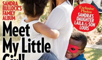 Sandra Bullock Adopts New Daughter: Meet Louis's Little Sister Laila!