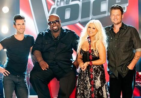 'The Voice' Season 3 Premiere 'Blind Auditions' RECAP 9/10/12