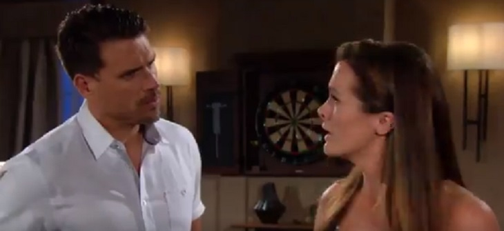 Young And The Restless Spoilers Chelsea Reeling From Husband S Death Turns To Nick For Comfort Hollywood Hiccups