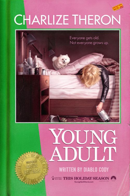 Charlize Theron – Young Adult Movie Poster